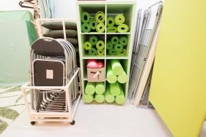 国分寺 貸しスタジオ では 無料で使える備品がいっぱいあります。