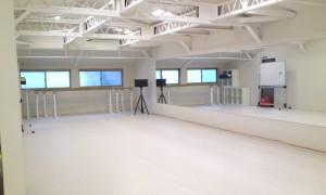 中央総武線 にある 新宿 ダンススタジオ