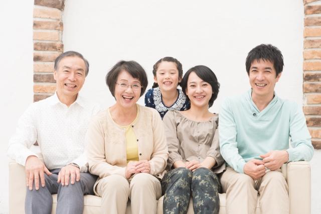 国分寺 には ファミリー世帯が多い