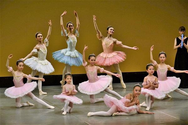 国分寺 バレエ教室 ダンススタジオ