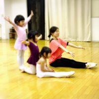 国分寺 バレエ教室 モダンバレエ モア