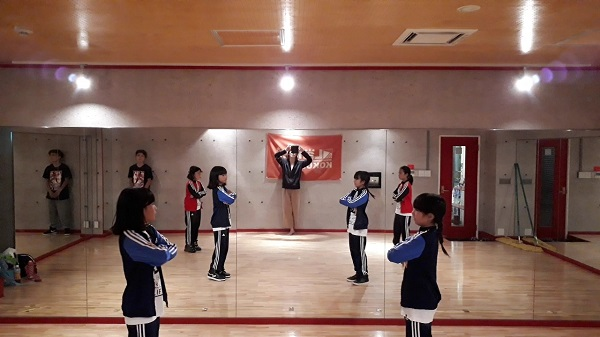 ヒップホップ ストリートダンス 吉祥寺 教室