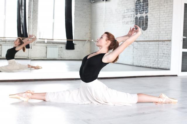 国分寺 ダンススタジオ では バレエ ができる