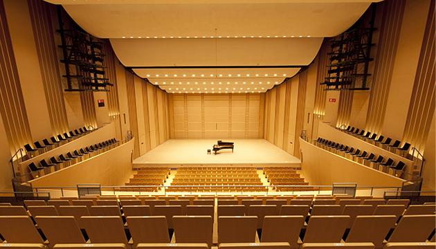いずみホール 国分寺市 小金井 宮地楽器ホール